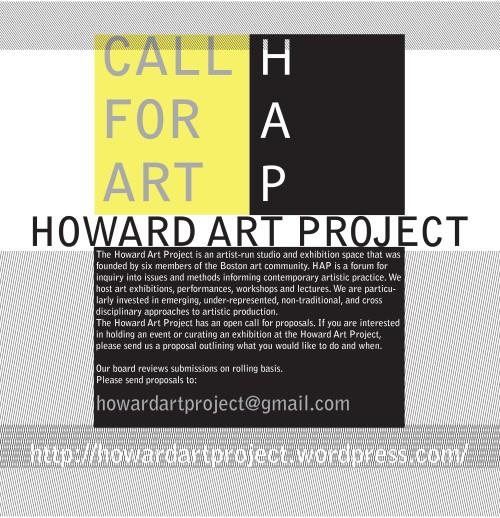 Call For Art2